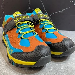 Kooaii K-Sport Hiking Shoes Orange/Multi Size 4.5m